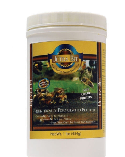 BZM5 Ultra Bee Pollen Substitute - Dry Feed