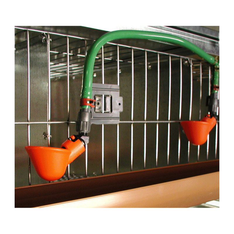 Drink Cup Kits For GQF Breeding Pen