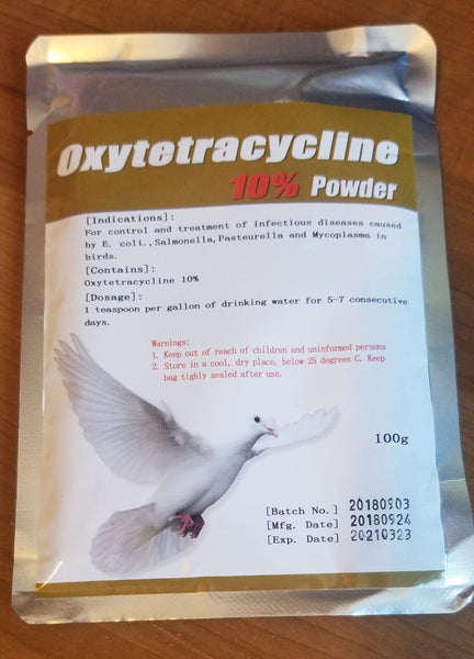 M27- Oxytetracycline Powder