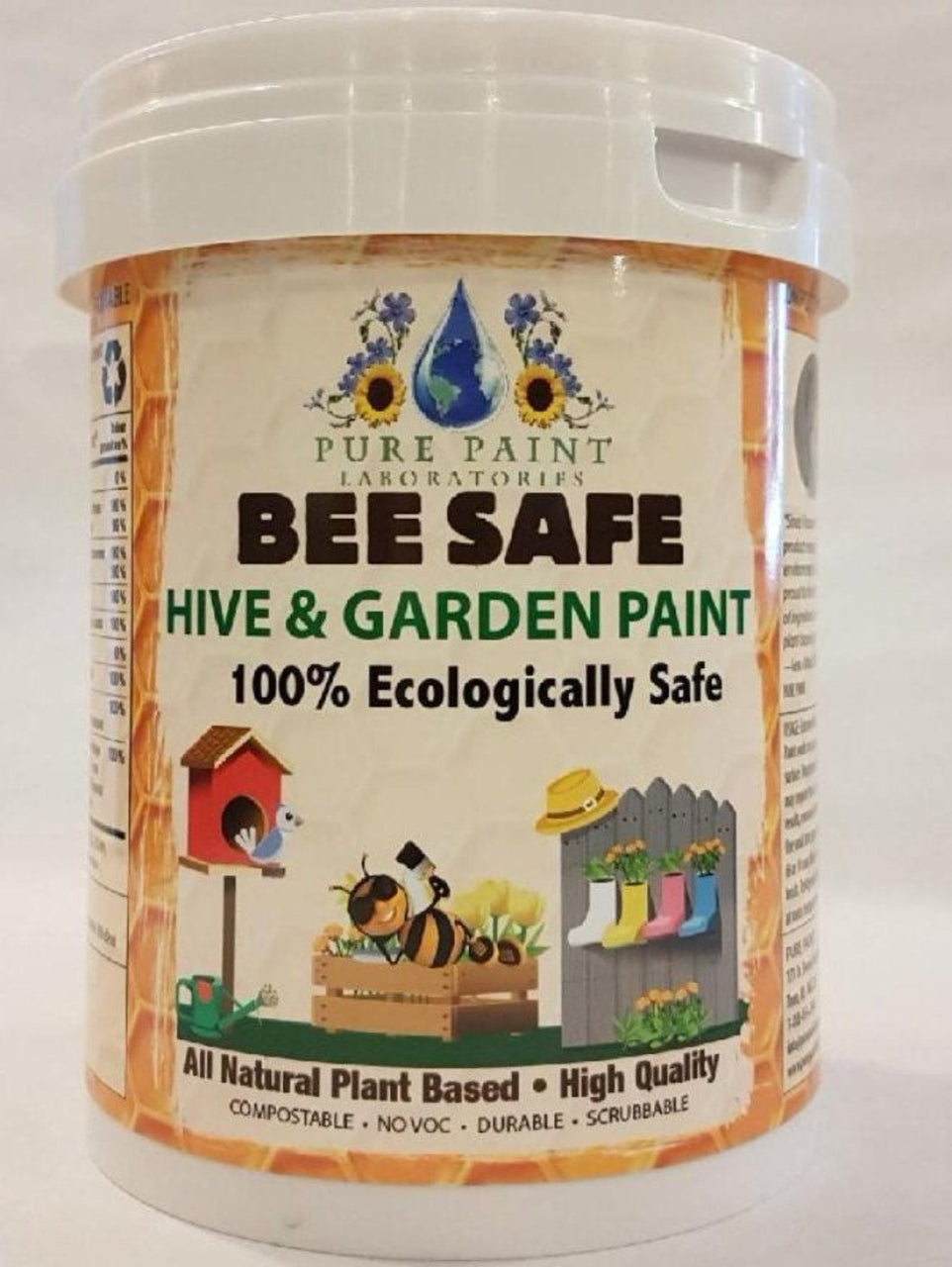 BZBSP- Bee Safe Hive & Garden Paint