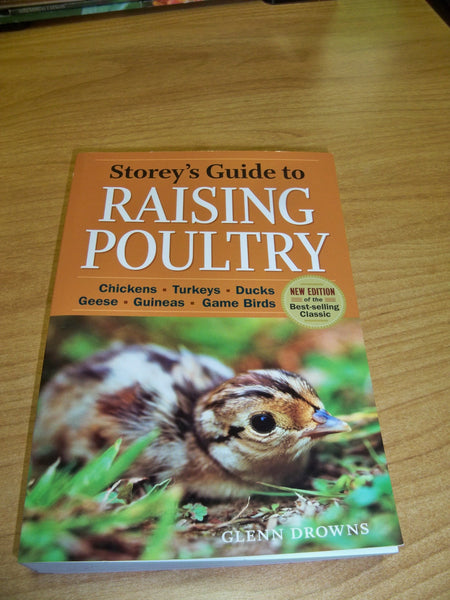 BK18 Storey's Guide to Raising Poultry