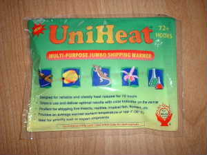 UH  Uniheat 72 Hours