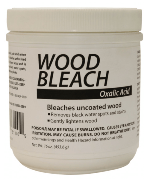 BZACID- Oxalic Acid Wood Bleach