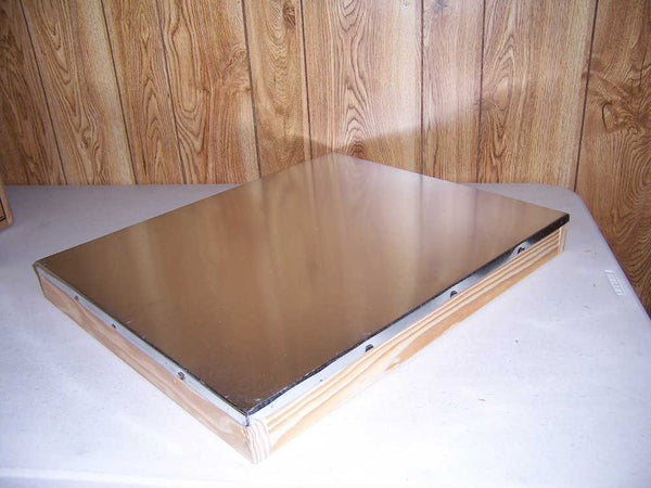 BZ93  Wooden Telescoping Outer Cover for 10 frame hive