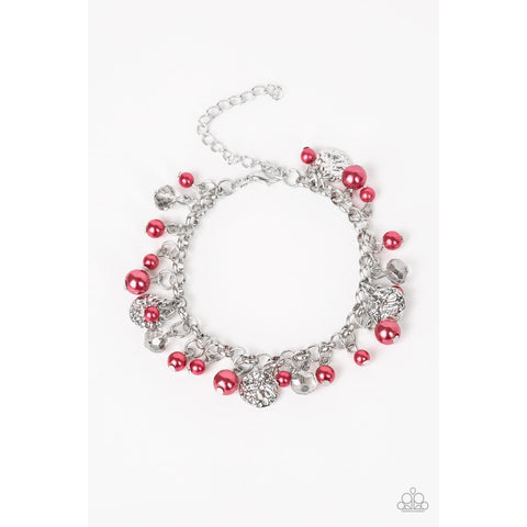 West Coast Wanderer – Red Bracelet