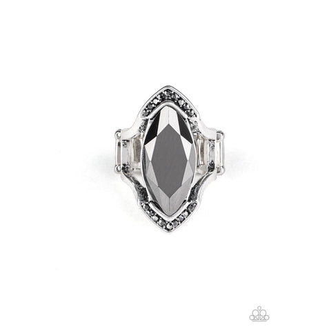 Leading Luster - Silver Ring