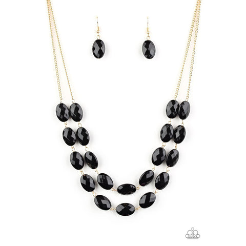 Max Volume – Black Necklace