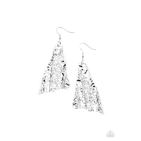 How FLARE You! - Silver Earrings