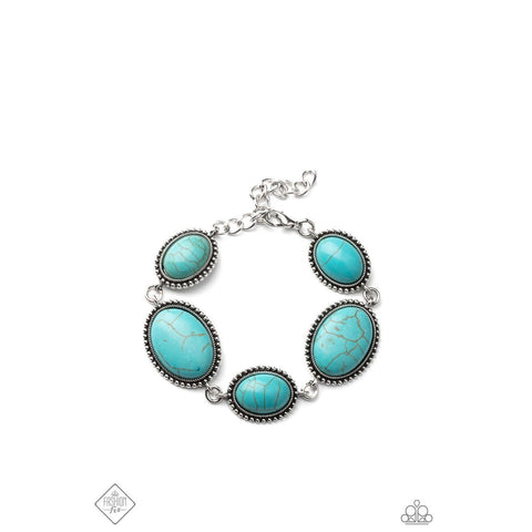 River View – Blue Bracelet