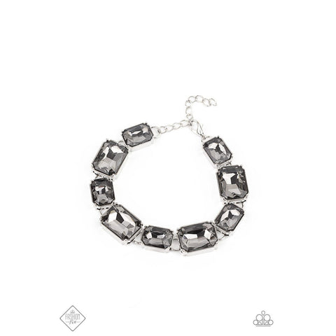 After Hours - Silver Bracelet Fashion FIx