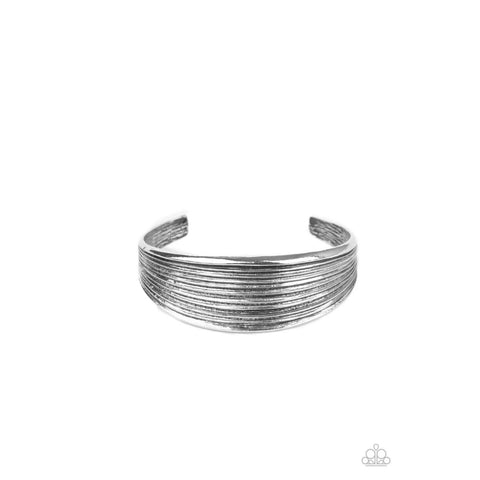 Off The Cuff Couture – Silver Cuff Bracelet