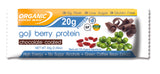 Goji Berry Protein Chocolate Covered