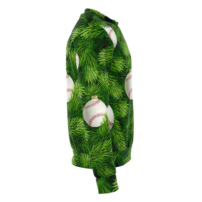 Baseball Tree - Fashion Sweatshirt AOP