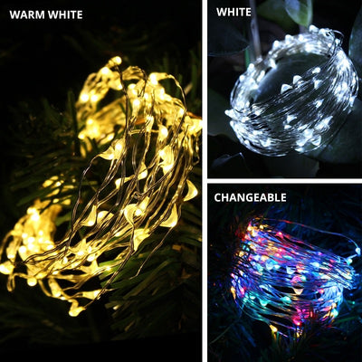 StarBrite - Solar LED String Lights
