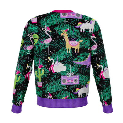 Jingle Balls - Fashion Sweatshirt AOP