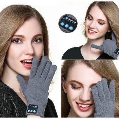 Bluetooth Handgloves