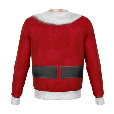 Fitness Santa - Fashion Sweatshirt AOP