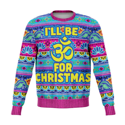 Ohm For Christmas - Fashion Sweatshirt AOP