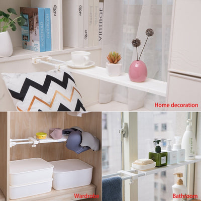 Soul & Sharp - Adjustable Closet Organizer