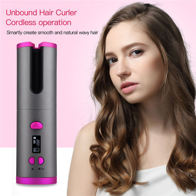 SoulCurls®  - Automatic Rotating Travel Curling Iron