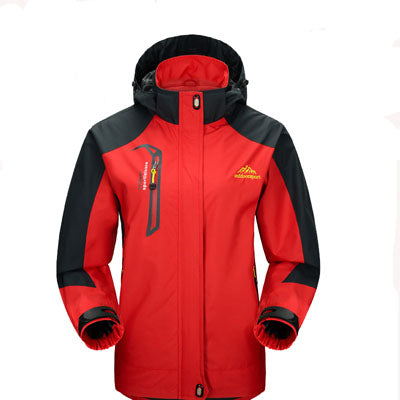 WOMEN'S WATER & WINDPROOF JACKET