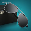 VEITHDIA Design Luxury Eye wear - Pilot I