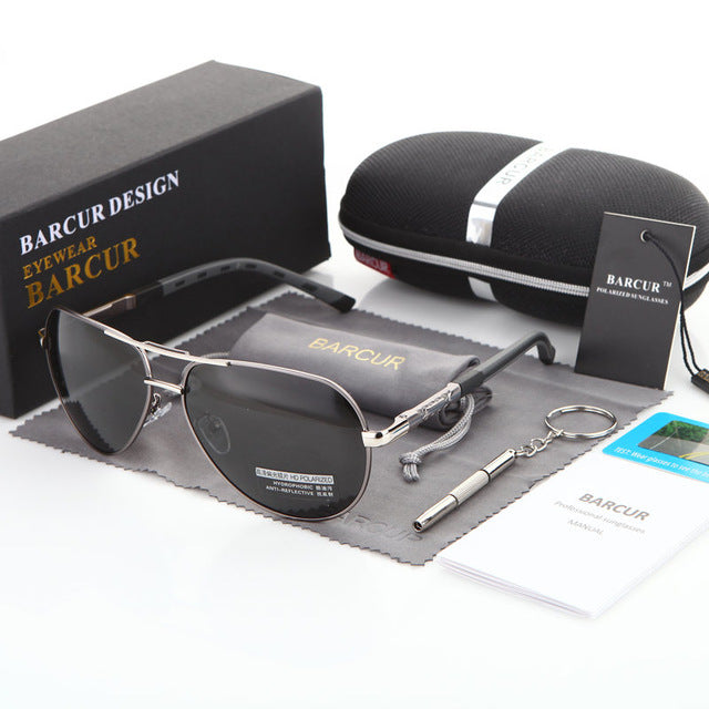 BARCUR LUXURY EYE WEAR - B6458