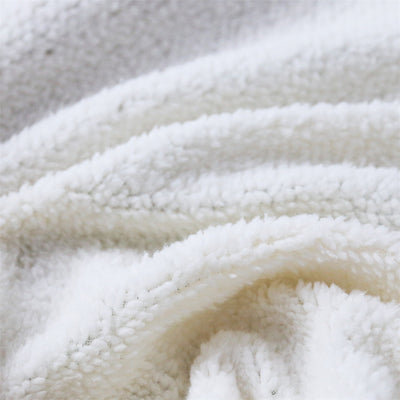 Charming Eye Hooded Blanket