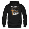 MY GOD'S IS NOT DEAD - Gildan Heavy Blend Adult Hoodie - black