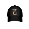 MY GOD'S IS NOT DEAD-BASEBALL CAP [PROMO OFFER]. - black