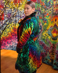 Philine Ladies Tiedye Coat #5 Large