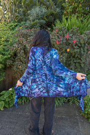 Barefoot Lazer Waterfall Cardigan #1