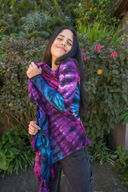 Barefoot Lazer Waterfall Cardigan #2