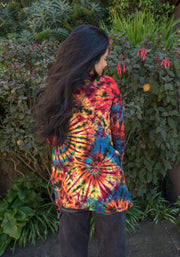 Barefoot Lazer Waterfall Cardigan #4