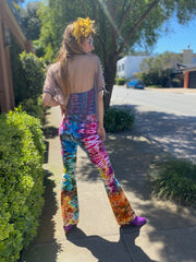 Small OG Tiedye Yoga Pant #1