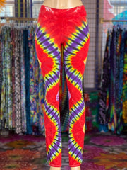 Small Janis Loves Tiedye Yoga Pant #7