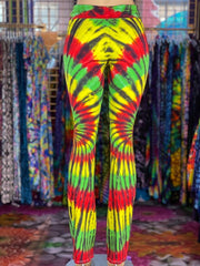 Small Janis Loves Tiedye Yoga Pant #8