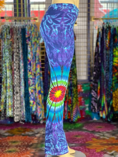 Small Janis Loves Tiedye Yoga Pant #10