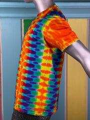 Small HomeTown Tiedye Yoga Pant #5