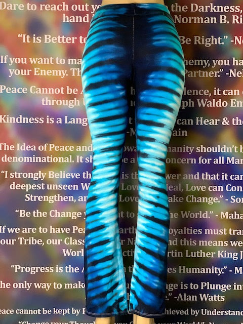 Large HomeTown Tiedye Yoga Pant #19