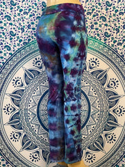 Large Nomadic Blue Designs Yoga Pant #17 *Limited Run