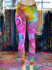 Small Dire Wolf Dyes Leggings #7