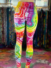 Medium Dire Wolf Dyes Leggings #11