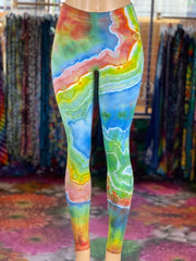 Medium Dire Wolf Dyes Leggings #12