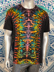 Small HomeTown Tiedye Yoga Pant #2