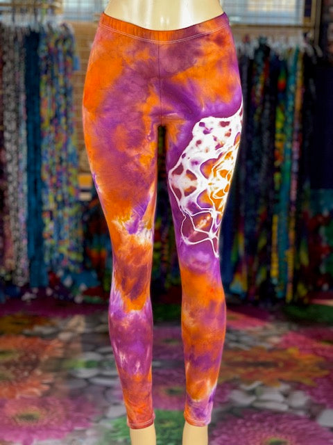 Large Dire Wolf Dyes Leggings #17