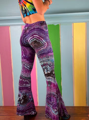 Small HomeTown Tiedye Yoga Pant #36