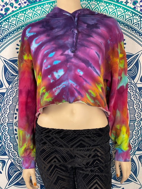 Large Michael Martelli Tiedye Button Down #11