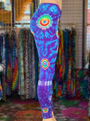 Medium Janis Loves Tiedye Leggings #16