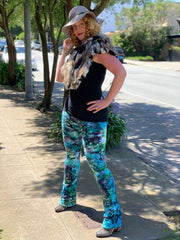 OG Tiedye Yoga Pant #10 (size options)